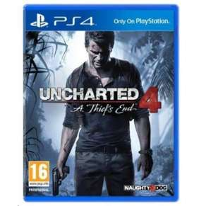 PS4 - Uncharted 4: A Thief's End HITS