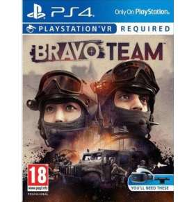 PS4 VR - Bravo Team