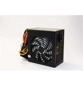 Zdroj 450W 1stCOOL WHITE STORM 450, účinnosť 85+, 12cm ventilátor, bulk