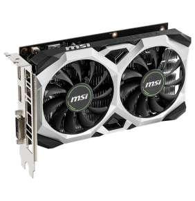 MSI VGA NVIDIA GeForce GTX 1650 VENTUS XS 4G OC, 4GB GDDR5