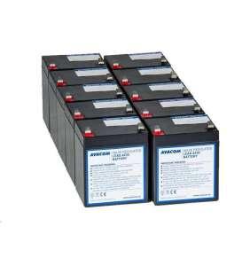 AVACOM náhrada za RBC118 - bateriový kit pro renovaci RBC118 (10ks baterií)