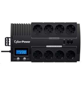 CyberPower BRICs Series II SOHO LCD UPS 1000VA/600W, German SCHUKO zásuvky