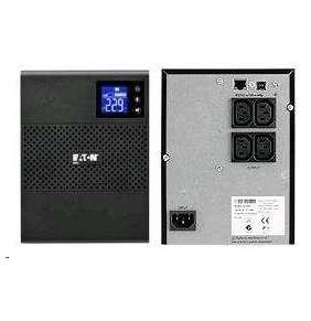 Eaton 5SC 500i, UPS 500VA / 350W, 4 zásuvky IEC, LCD