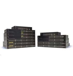 Cisco SG350-52P 52-port Gigabit PoE Managed Switch