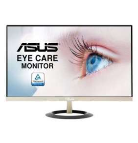 "ASUS VZ279Q 27"" IPS 1920x1080 Full HD 80mil:1 5ms 250cd HDMI DP D-Sub repro, čierno - zlatý"