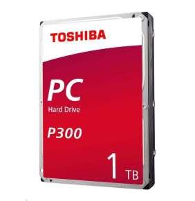 "TOSHIBA HDD P300 Desktop PC (CMR) 1TB, SATA III, 7200 rpm, 64MB cache, 3,5"", RETAIL"