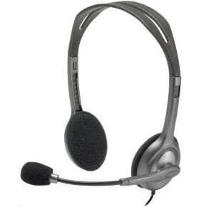 Logitech® H111 Stereo Headset - ANALOG - EMEA