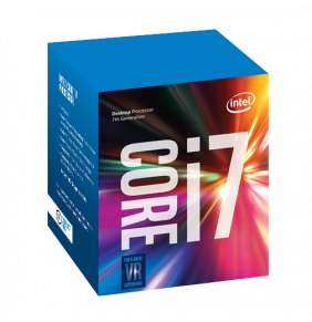 Intel Core i7-7700, Quad Core, 3.60GHz, 8MB, LGA1151, 14nm, 65W, VGA, BOX