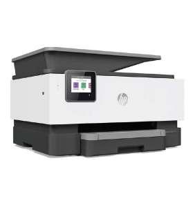 HP OfficeJet Pro 9010/ color/  A4/ 22/18ppm/ AirPrint/ HP Smart/ USB/ LAN/ WiFi/ Duplex/ ADF/ Fax