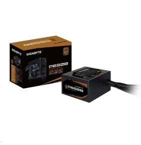 Gigabyte zdroj P650B, 650W, 80+ Bronze, OVP/OPP/SCP/UVP/OCP/OTP ochrana