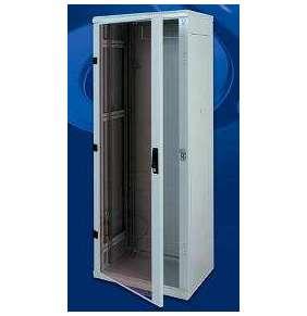 """Triton 19"""" rozvaděč stojanový 45U/600x1000, skleněné dveře"""
