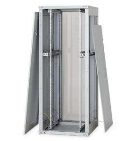 Stojanový rack 47U (š)600x(h)1000 přední i zad.perf.dveře