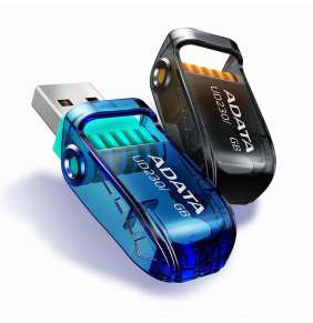 64 GB . USB kľúč . ADATA DashDrive™ Value UD230 USB 2.0, Blue