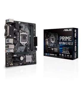 ASUS MB Sc LGA1151 PRIME H310M-D R2.0, Intel H310, 2xDDR4, VGA, mATX