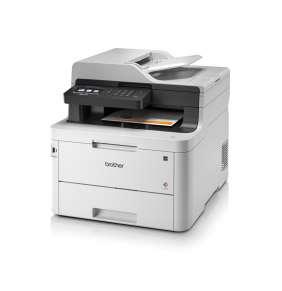 Brother MFC-L3770CDW, A4,24 str/24 str.,ADF,LED tiskárna,kopírka,skener,fax,síť,WiFi,duplex, čelní USB
