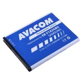 Baterie AVACOM GSSA-I9100-S1650A do mobilu Samsung i9100 Li-Ion 3,7V 1650mAh (náhrada EB-F1A2GBU)