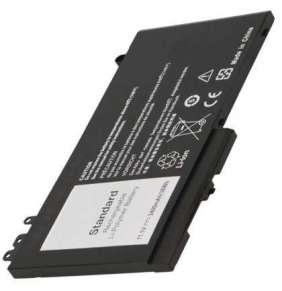 2-POWER Baterie 11,1V 3400mAh pro Dell Latitude E5250, E5450, E5550, 3150, 3160