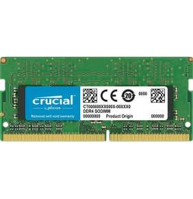 8GB DDR4 3200 MT/s (PC4-25600) CL22 DR x16 Crucial Unbuffered SODIMM 260pin