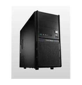 Cooler Master case Elite 342, micro-ATX, Mini Tower, černá, bez zdroje