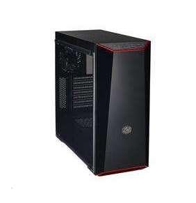 Cooler Master case MasterBox Lite 5, ATX, Mid Tower, černá, bez zdroje