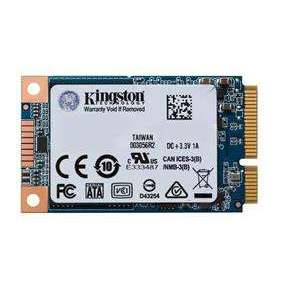 480GB SSD UV500 Kingston mSATA 520/500MB/s