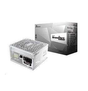 SEASONIC zdroj 650W Prime Snow Silent 650 (SSR-650PD2) 80+ Platinum