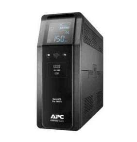APC Back UPS Pro BR 1600VA, Sinewave,8 Outlets, AVR, LCD interface