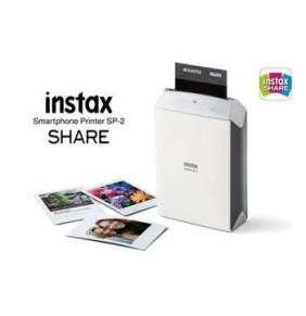 Fujifilm INSTAX SHARE SP-2 EX D - Silver