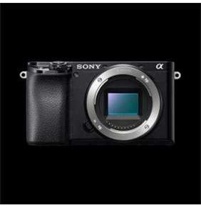 Sony A6100Y ILCE,24,2Mpix/4K, černý 16-50+55-210mm