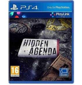 PS4 - Hidden Agenda