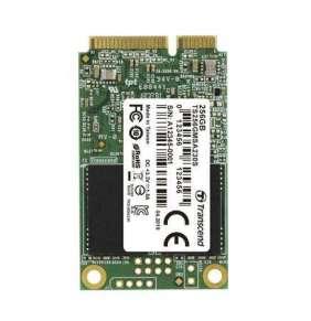 TRANSCEND MSA230S 256GB SSD disk mSATA, SATA III 6Gb/s (3D TLC), 530MB/s R, 400MB/s W