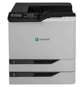 Lexmark CS820dte color laser 57/57ppm, síť, duplex, dotykový LCD + dodatečný vstupní zásobník