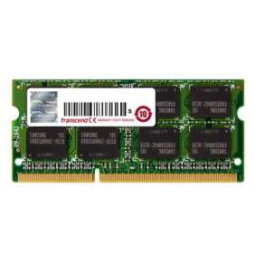 SODIMM DDR3 2GB 1600MHz TRANSCEND 1Rx8 CL11