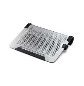 """Cooler Master chladící podstavec NotePal U3 PLUS pro notebook 15-19"""", 3x8cm, stříbrná"""