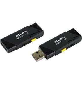 ADATA Flash Disk 64GB UV230, USB 2.0 Dash Drive, černá