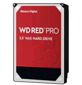 WD RED Pro NAS WD121KFBX 12TB SATAIII/600 256MB cache, 240 MB/s