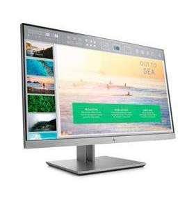 """HP EliteDisplay 23"""" WLED E233/1920x1080/IPS/16:9/5ms/250 cd/m2 /DP/HDMI/D-Sub/2xUSB 3.0/PIVOT/matný/černý"""