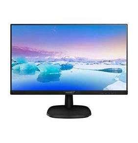 "Philips MT IPS LED 27"" 273V7QDSB/00 - IPS panel, 1920x1080, 250cd, D-Sub, DVI-D, HDMI"