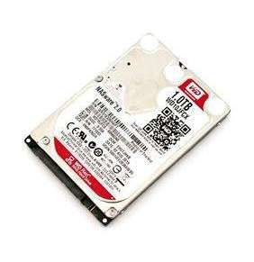 "WD Red 2,5"" HDD 1TB NAS 5400RPM 16MB SATA III 6Gb/s"