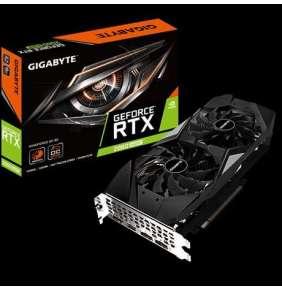 VGA Gigabyte GV-N206SWF2OC-8GD, RTX 2060 SUPER, 8GB GDDR6, 256 bit, 1xHDMI 3xDP