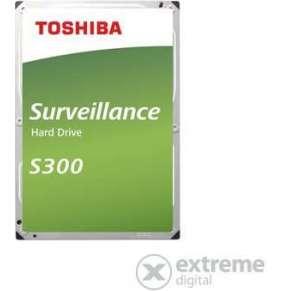 "TOSHIBA HDD S300 PRO Surveillance (CMR) 6TB, SATA III, 7200 rpm, 256MB cache, 3,5"", BULK"