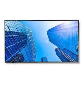 "NEC 43"" MultiSync E437Q - VA LED/3840x2160/4000:1/8ms/350 cd/m2/VGA/3xHDMI/16/7 proof, Media Player/černý"