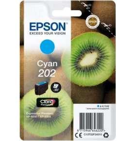 EPSON Cyan 202 Claria Premium Ink ax 4,1ml