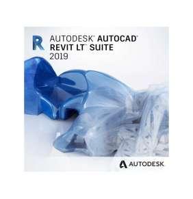 AutoCad Revit LT Suite 2020 Commercial New Single-user ELD 1-Year Subscription