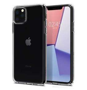Spigen kryt Liquid Crystal pre iPhone 11 Pro Max - Crystal Clear