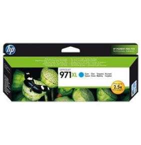HP (971XL) azurová inkoustová kazeta, CN626AE originál