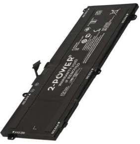2-POWER Baterie 15,2V 4210mAh pro HP ZBook Studio G3