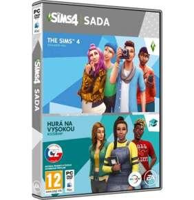 PC The Sims 4 + EP8 Hurá na vysokou Bundle