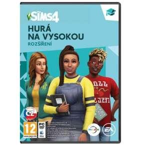 PC - The Sims 4 - Hurá na vysokou