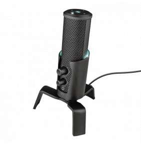TRUST mikrofon GXT 258 Fyru USB 4-in-1 Streaming Microphone